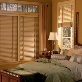 2005_EW_Standard Cordlock_Faux Wood_Bedroom